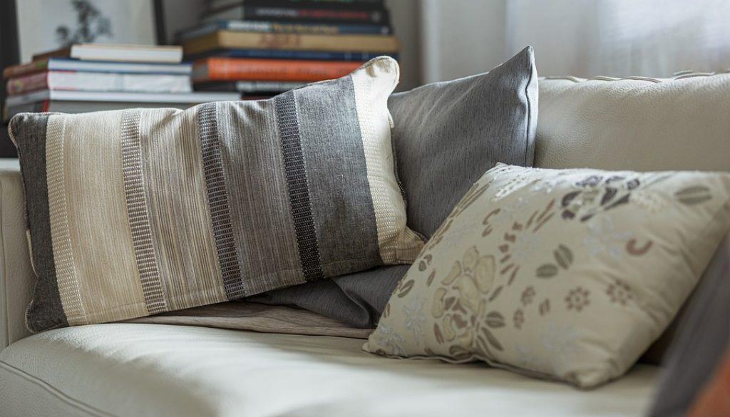 Decoration Deco Decorative Upholstery Design Grey